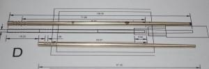 New Amac 10MDY needle