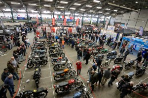 Stafford Classic Motorcycle Show 2014