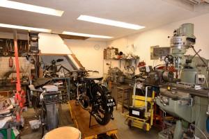 John Phizacklea vintage motorcycle restorations